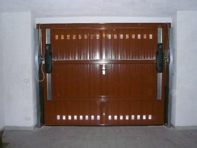 Porte Basculanti A Trento Fabbri Idraulici Elettricisti N 1 In