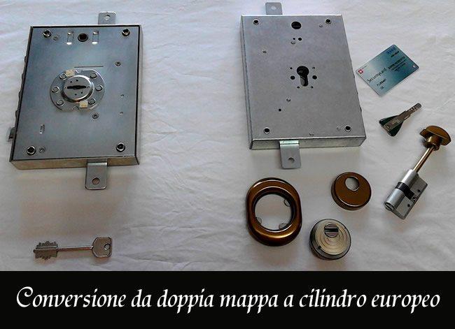 Conversione serrature gerenzano fabbro idraulico - Quanto costa sostituire la serratura di una porta blindata ...
