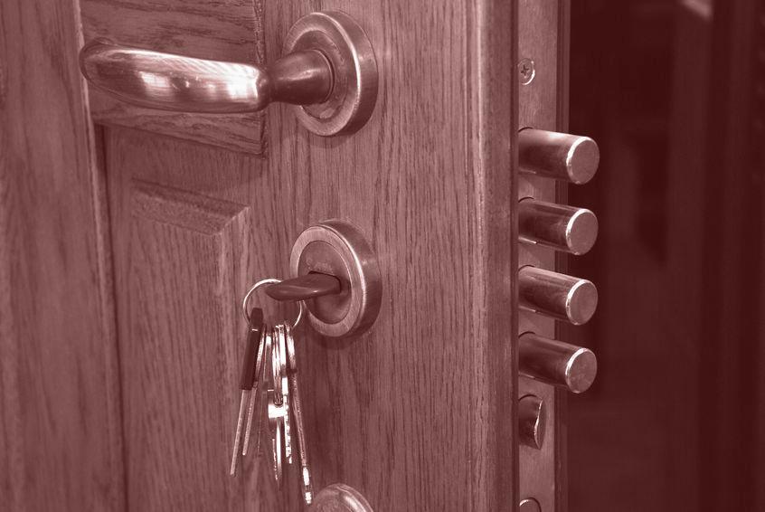 Problemi di una porta blindata