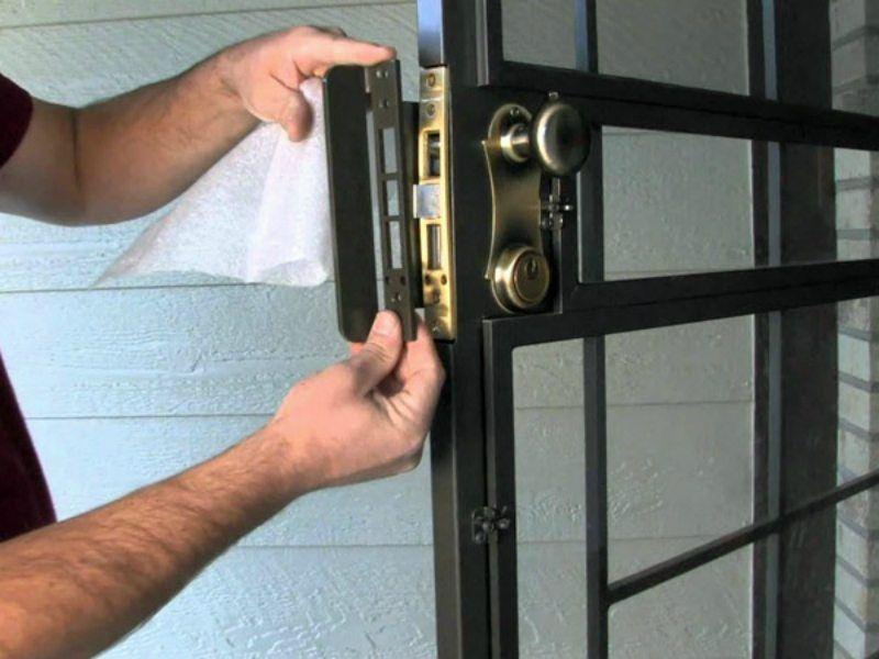 sostituzione serrature formigine